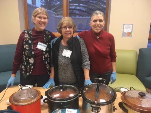 Friends of the Library Chili Feed
