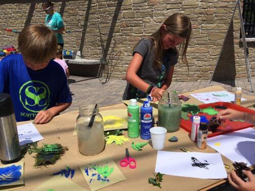 Kids Nature Art