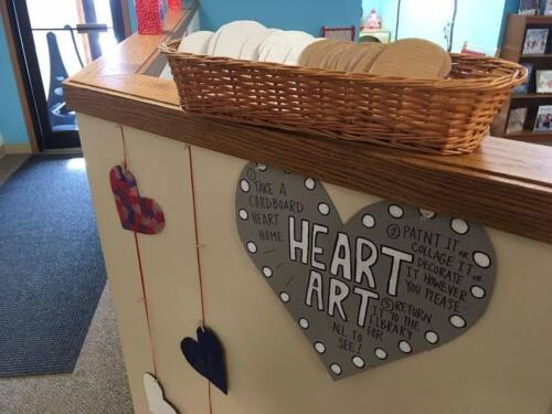 Heart Art Station