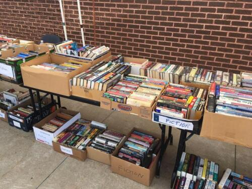 Annual Used Book Sale