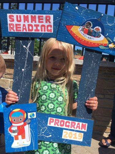Celebrating Summer Reading 2019