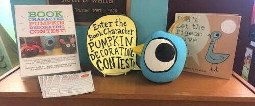 Pumpkin Decorating Contest 2019