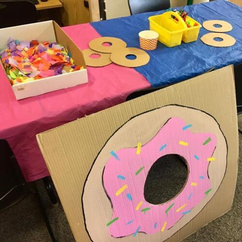 Donut Day Kid's Program